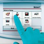Golden lotus-Ohaus launched the New Scout STX Portable Balance with Touchscreen