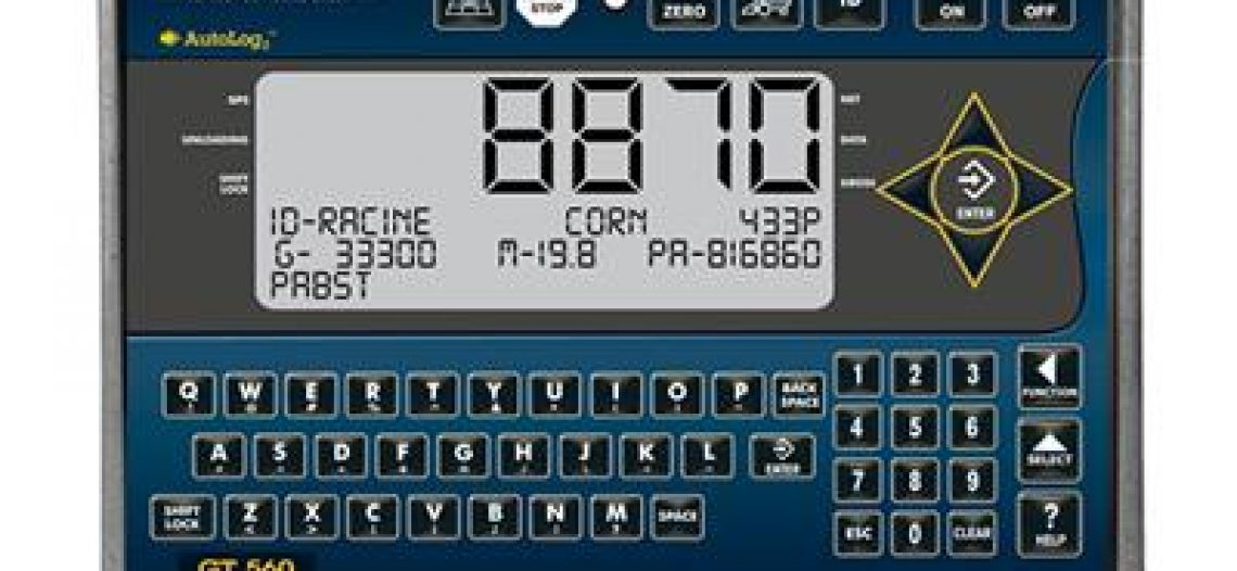 Golden lotus-Digi-Star introduces the GT 560 Scale Indicator as part of the new Harvest Tracker System™