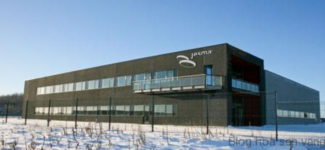 Golden lotus-JESMA A/S weighing solutions opens a new office in The Netherlands