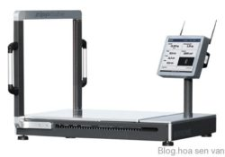 Golden lotus-Bosche Weighing Systems releases the New zippcube® for non contact volume and weight measurement