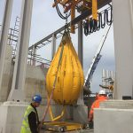 Golden lotus-Rope and Sling Completes Load Tests on Lee Tunnel Crane