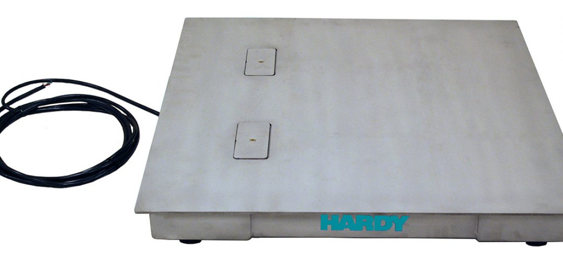 Durable, Reliable oliver hardy Floor Scales now offered in bespoke sizes for Industrial Weighing & Washdown Applications