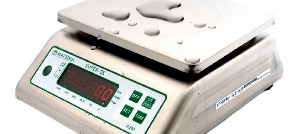Marsden B-100 Bench Scale now acquirable with lesser electrical capacity