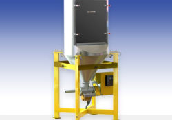 Scaletron Industries has introduced a New Automatic Volumetric Feeder