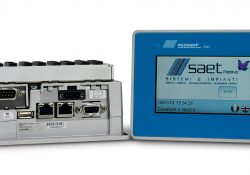 New WS210 Microprocessor for Weighing and Automation from SAET
