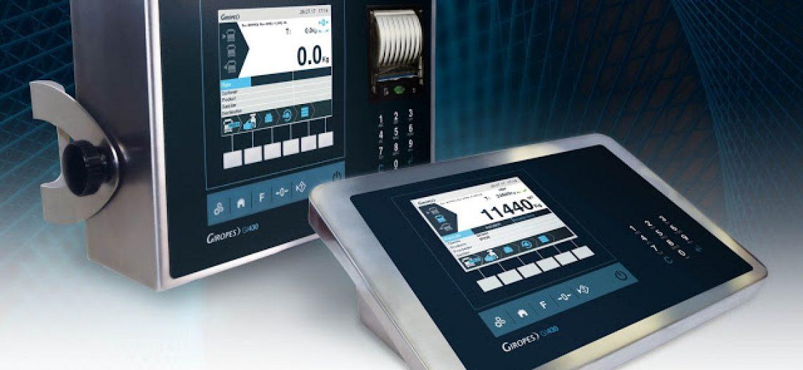 New GI430 Weighing Indicator from Giropès