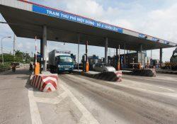 Cân tải trọng xe quá tải tự động hóa tại QL5