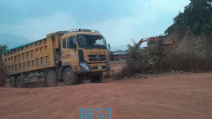[ATGT] Nhức nhối nạn khai thác khoáng sản trái phép ở Vĩnh Phúc